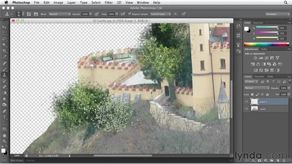 Creating the castle: Bert Monroy: Dreamscapes Volume 1