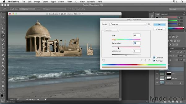 Compositing and colorizing the city: Bert Monroy: Dreamscapes Volume 1