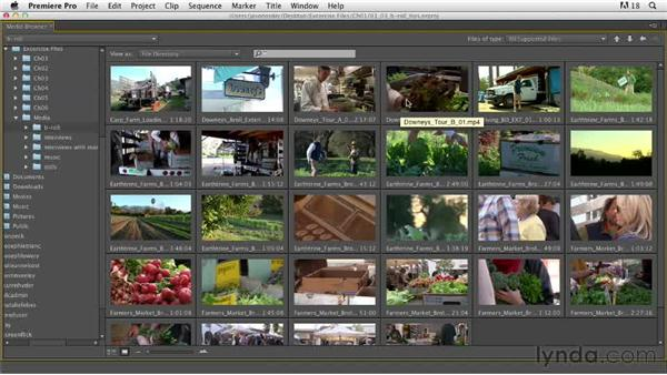 Tips on B-roll sequences: Documentary Editing with Premiere Pro