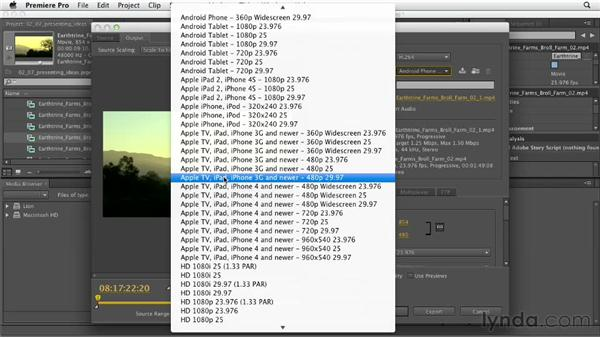 Pulling selects and presenting ideas: Documentary Editing with Premiere Pro