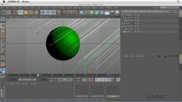 How the CINEMA 4D render engine works: CINEMA 4D Essentials 5: Rendering and Compositing