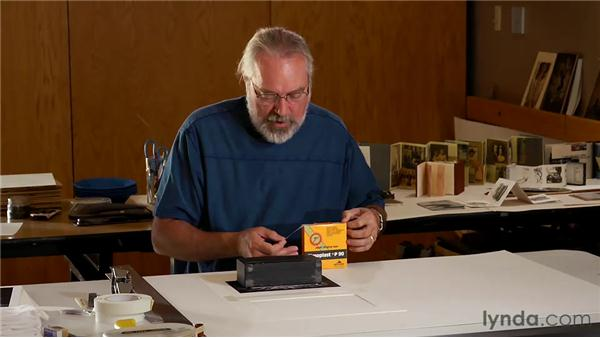 Mounting art in a mat: Matting, Framing, and Hanging Your Photographs