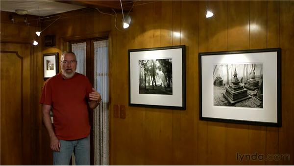 : Matting, Framing, and Hanging Your Photographs