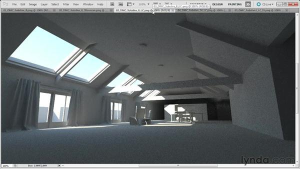 Using the DMC engine: SketchUp Rendering Using V-Ray
