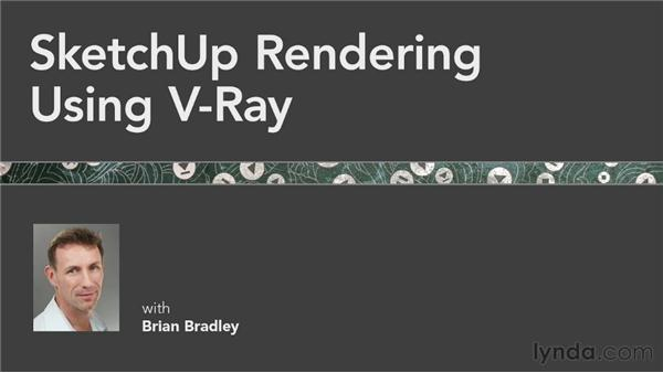 What's next?: SketchUp Rendering Using V-Ray
