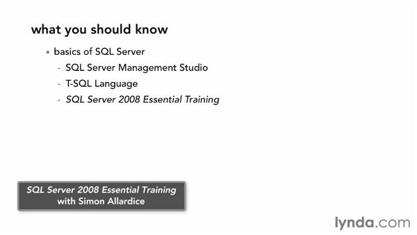 What you should know: SQL Server: Triggers, Stored Procedures, and Functions
