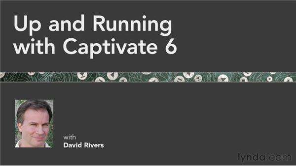 Goodbye: Up and Running with Captivate 6
