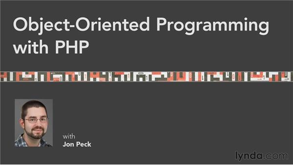 Goodbye: Object-Oriented Programming with PHP