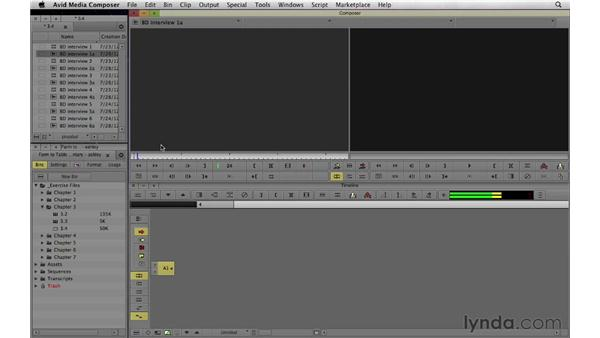 : Documentary Editing with Avid Media Composer
