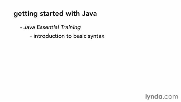 Understanding what you should know before watching this course: Java Advanced Training