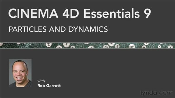 Final thoughts: CINEMA 4D Essentials 9: Particles and Dynamics