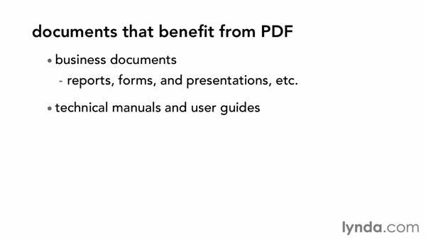 Who is a PDF for?: Digital Publishing Fundamentals