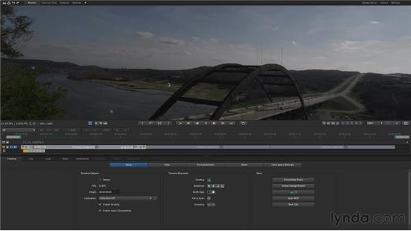 An overview of the interface: Up and Running with SpeedGrade
