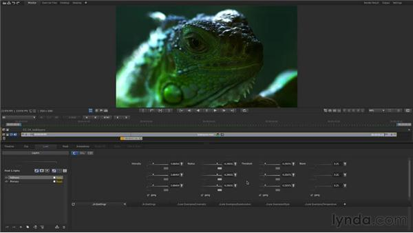 Using custom look layers: Up and Running with SpeedGrade