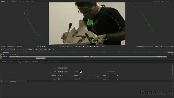 Applying and saving looks: Up and Running with SpeedGrade