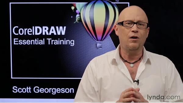 Welcome: CorelDRAW Essential Training