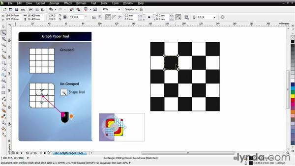 : CorelDRAW Essential Training