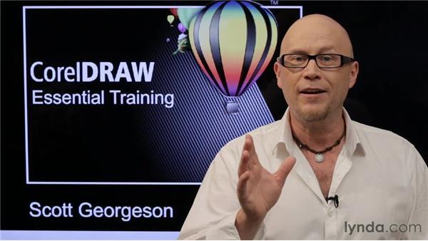 Goodbye: CorelDRAW Essential Training