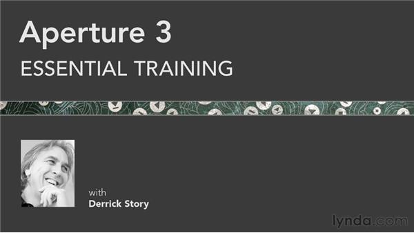 Looking ahead: Aperture 3 Essential Training (2012)