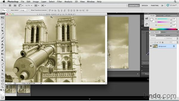 Handling mismatches with Render using Lightroom: Using Lightroom and Photoshop Together