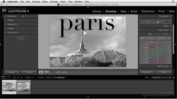 Revisiting edits: Using Lightroom and Photoshop Together