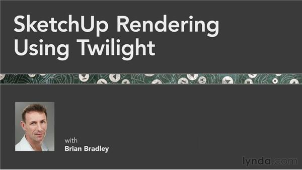 What's next?: SketchUp Rendering Using Twilight