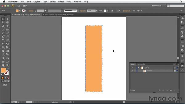 059 Copying paths between Illustrator and InDesign: InDesign Secrets