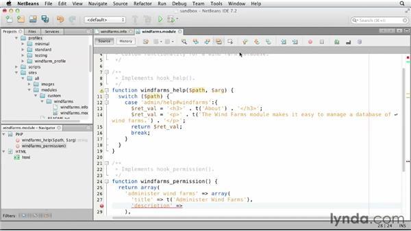 Creating a custom permission: Drupal 7 Custom Module Development