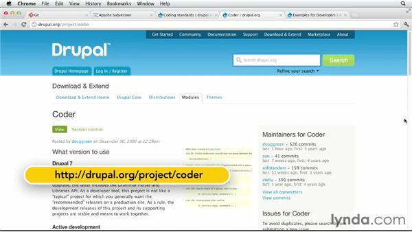 Exploring best practices and coding standards: Drupal 7 Custom Module Development