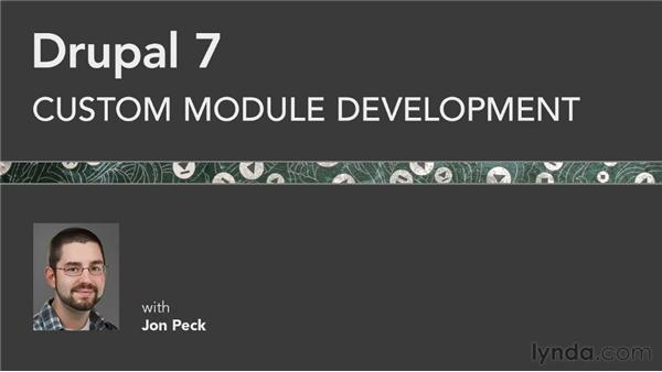Goodbye: Drupal 7 Custom Module Development