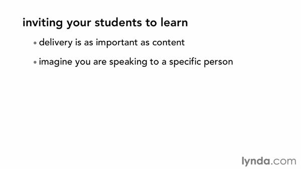 Inviting students to learn: Camtasia Studio 8 Essential Training