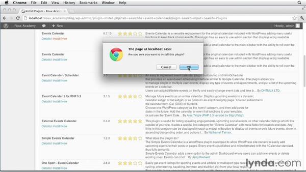 Understanding WordPress plugins: Dreamweaver and WordPress: Core Concepts