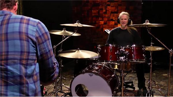 Using the one-mic drum recording technique: Audio Recording Techniques