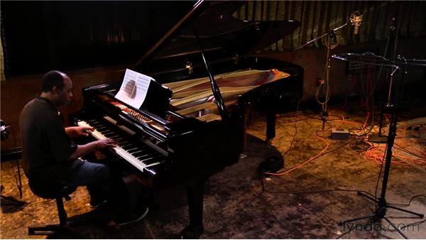 Recording a solo grand piano in stereo: Audio Recording Techniques