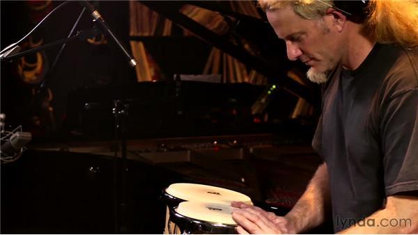 Recording drum percussion: Audio Recording Techniques