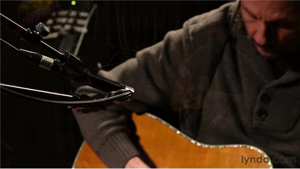Using the ORTF configuration: Audio Recording Techniques