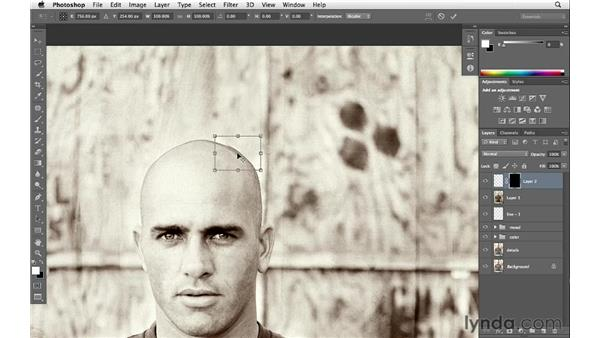 Improving the details: Enhancing an Environmental Portrait with Photoshop