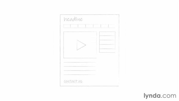 Print vs. web: Exploring the static page and the (inter)active page: InDesign for Web Design