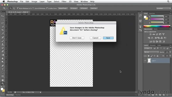 Generating a layered PSD file: InDesign for Web Design