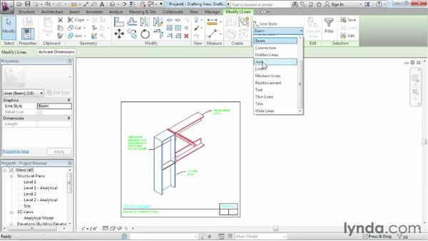 Best practices for cleaning up CAD files: Revit Structure 2013 Essential Training