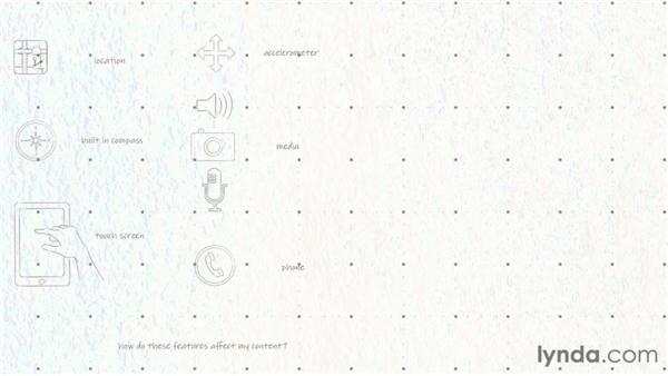 Designing for mobile capabilities: Responsive Design Fundamentals
