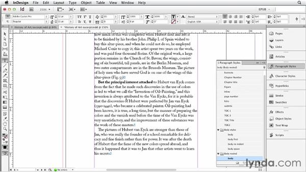 Naming files for EPUB compatibility: InDesign CS6 to EPUB, Kindle, and iPad