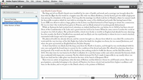 Using a TOC style in combination with an InDesign book: InDesign CS6 to EPUB, Kindle, and iPad