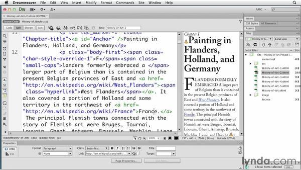 Creating internal and external links: InDesign CS6 to EPUB, Kindle, and iPad