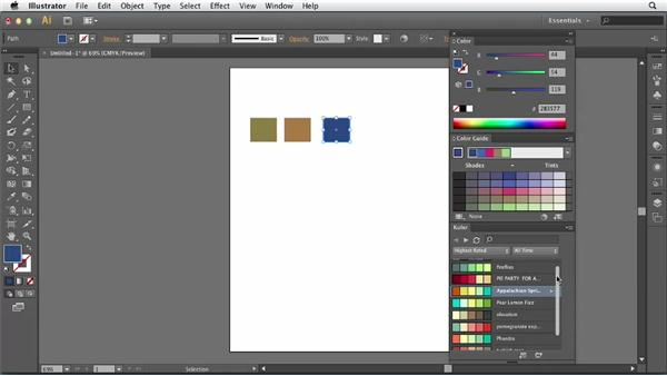 Planning your colors: Responsive Design Workflows