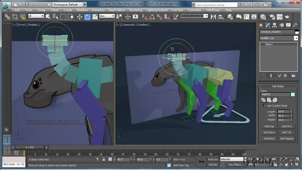 Welcome: Getting Started with CAT Rigging Tools in 3ds Max
