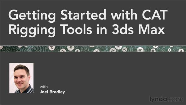 What's next?: Getting Started with CAT Rigging Tools in 3ds Max
