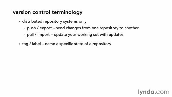 Terminology: Fundamentals of Software Version Control
