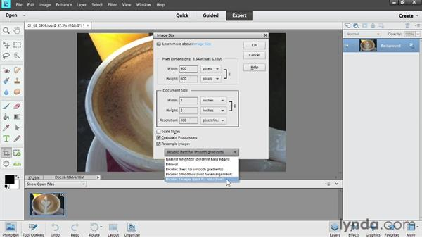 Welcome: Photoshop Elements 11 Essentials: 02 Editing and Retouching Photos