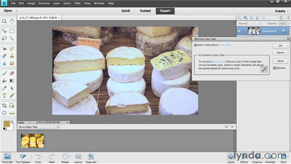 : Photoshop Elements 11 Essentials: 02 Editing and Retouching Photos